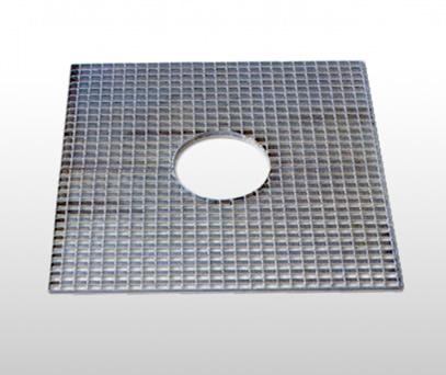 Grelhas metalicas pavimento